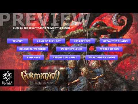 GORMATHON video: Hellbender (Lyric Video)