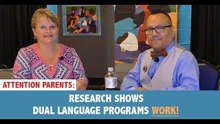 HyT: Attention Parents, Research Shows Dual Language Programs Work!