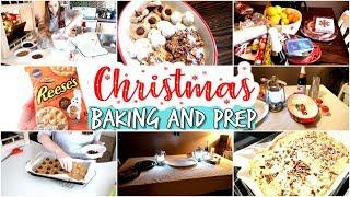 CHRISTMAS BAKING & PREP 2019 | EASY CHRISTMAS DESSERTS