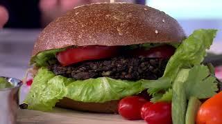 מתכון להמבורגר טבעוני מעדשים
