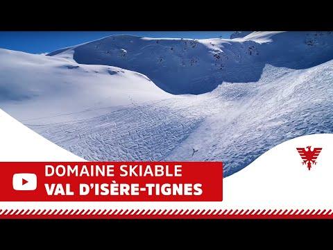 Val d'Isère - Tignes, 1 domaine, 300 km de pistes