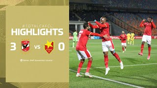CAF CL | Groupe A : Al Ahly 3-0 Al Merreikh