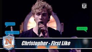Christopher First Like Fra Natholdet