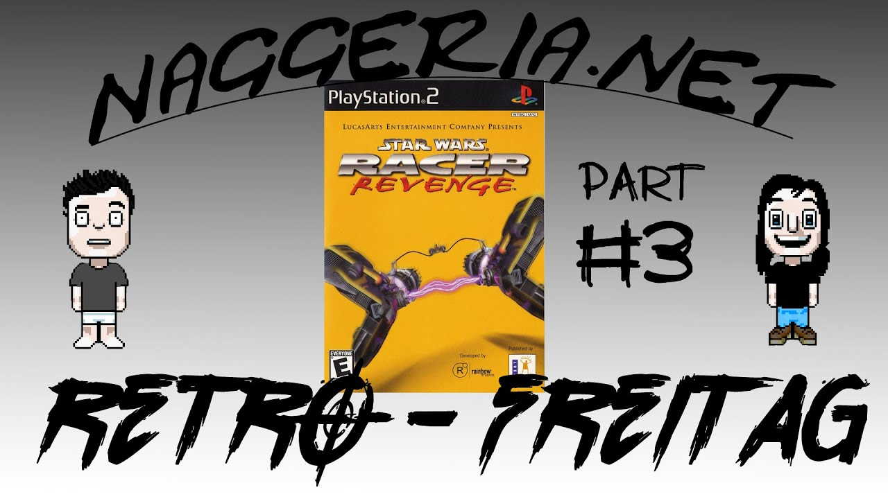 [Retro-Freitag] Star Wars: Racer Revenge (PS2 / PS4) – Part 3