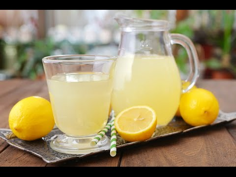 Video how to make fresh lemon juice