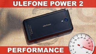 Ulefone Power 2: Performance, Gaming & Benchmarks