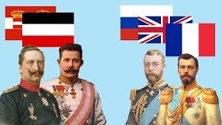 Почему началась Первая мировая война?  | 5 ПРИЧИН