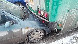 Автобусник отомстил мгновенно