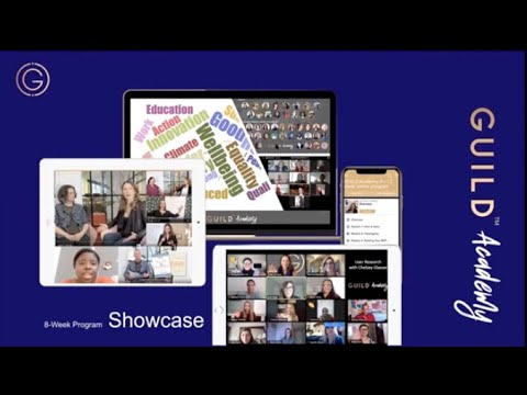 GUILD Academy Showcase March 2021