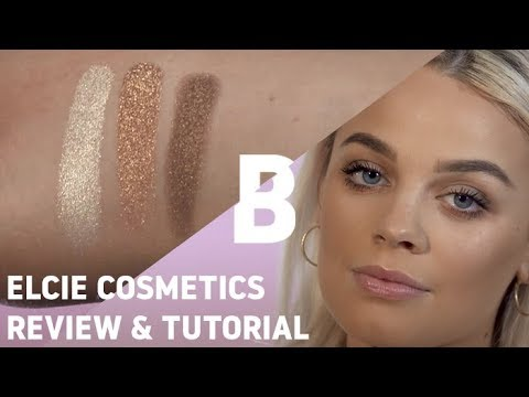 ELCIE COSMETICS SWATCHES & REVIEW With Madison Sarah | Beauty Bay