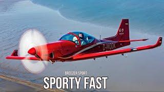 Breezer Sport Is Not Your Average Light Aircraft