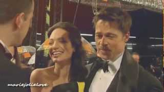 Brad & Angelina - Love you like a love song
