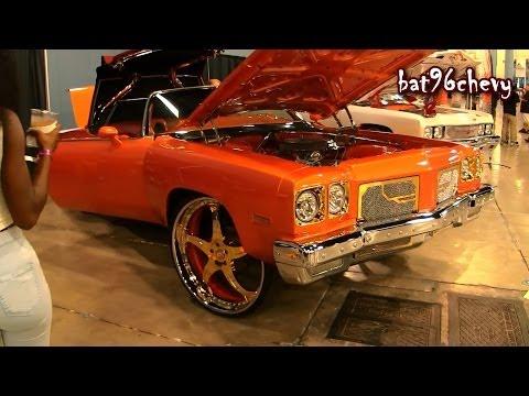 Orange Oldsmobile Delta 88 Vert on 28