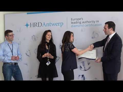 HRD Antwerp Education | Gemmology Courses