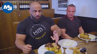 🍳 Full Day of Eating 🍔 | Fouad Abiad | 6003 Calories