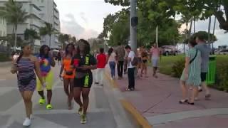 Memorial Day Weekend 2019-Fun Walk-South Beach...