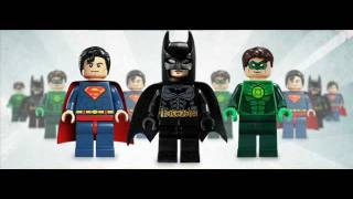 Lego Super Heroes Annouced at Comic-Con 2011 OFFCIAL!