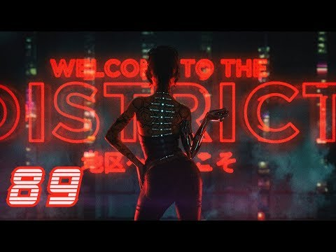 'DISTRICT 89' | Best of Synthwave And Retro Electro Music Mix