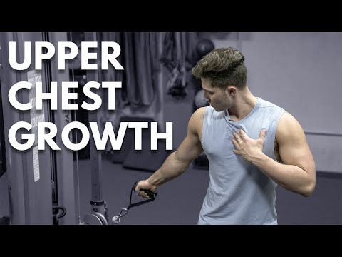 The Two BEST Upper Chest Exercises (MUST TRY!!)