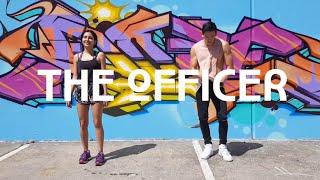 The Officer by Sidney Samson & Shaggy (ft. Bobso Architect & Hosai) - Poppy - Zumba Dance & Fitness