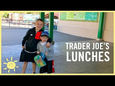 EAT | 5 Lunchboxes with Trader Joe's Haul