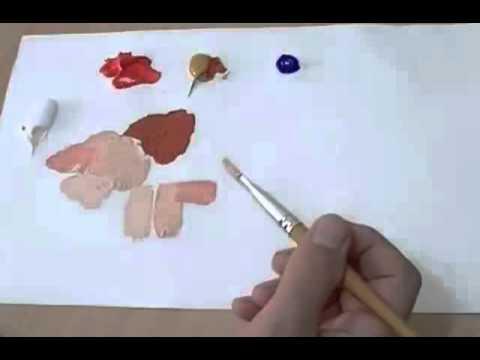 En Peinture Comment Faire Du Beige Comment Faire
