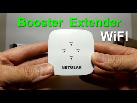 NETGEAR Wifi eXtender setUp: How to setUp wifi repeater - Netgear Wfi eXtender ac1200 EX6110