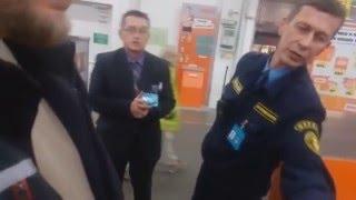 Охрана OBI наглеет. Как обманывают в магазинах