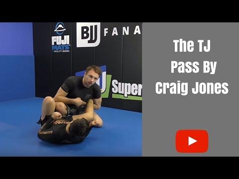 The TJ Pass par Craig Jones