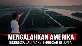MAMPU KALAHKAN AMERIKA, INDONESIA JADI YANG TERBESAR DI DUNIA