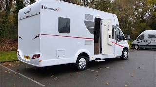 2018 Sunlight T64 Automatic Motorhome Walk Around