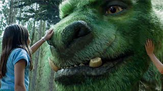 PETE'S DRAGON All Movie Clips (2016)