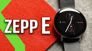 ZEPP E, análisis: Un GRAN competidor del APPLE WATCH