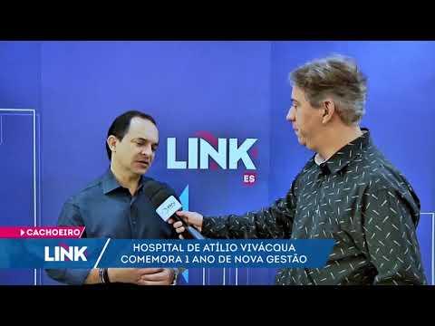 Hospital de Atílio Vivácqua comemora 1 ano sob nova gestão