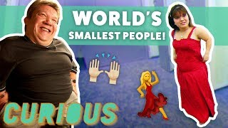 The Lives Of The SMALLEST People In The WORLD! | Super Human: World's Smallest People | Wonder
