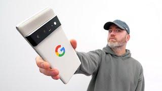 Google Pixel 6 Pro Unboxing...