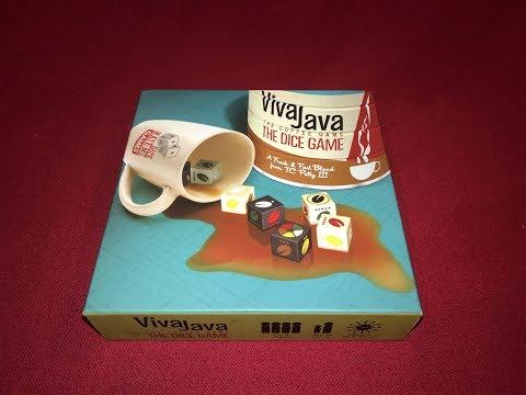 Meeples on Meeples on VivaJava the Dice Game