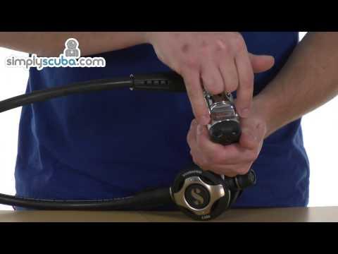 Scubapro MK25 S600 Regulator – www.simplyscuba.com