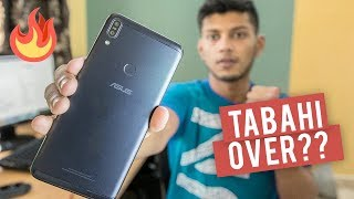 Asus Zenfone Max Pro Review | Worth After Real Me1 Launch?