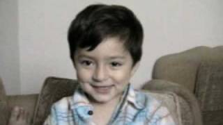 preview picture of video 'Gilgit Cute child'