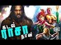 Aquaman Origin and Abilities - Explained in tamil (தமிழ்)