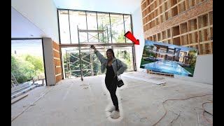 Building Our Dream Home (EXCITING UPDATE) | Quarantine Vlog