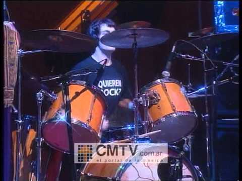 Intoxicados video Quieren rock - CM Vivo 2002