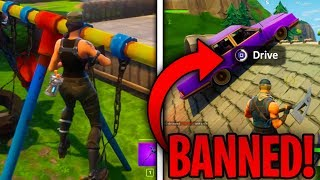 Top 5 Easiest Ways To GET BANNED In Fortnite Battle Royale