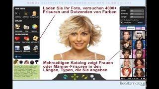 Haare ändern Online видео видео