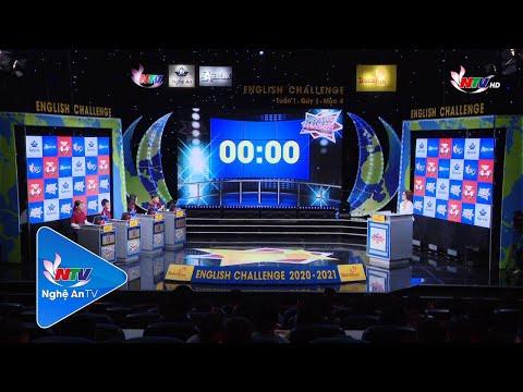 ENGLISH CHALLENGE TUẦN 1 - QUÝ I - MÙA 4 - Năm học 2020-2021 | Sân chơi tiếng anh