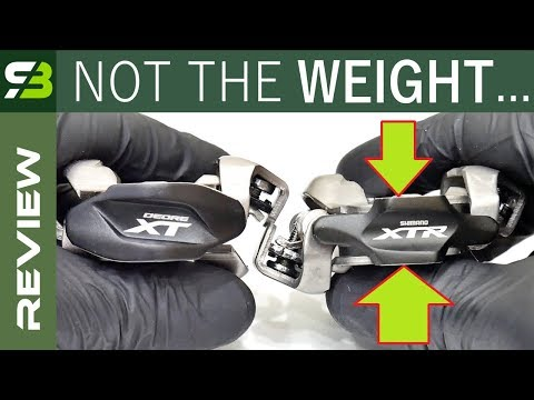 Important Reason For Buying The Shimano XTR M9000 Pedals And NOT XT M8000.