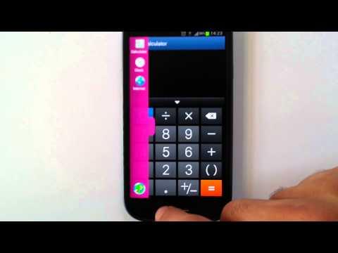 Video of Mini Taskbar