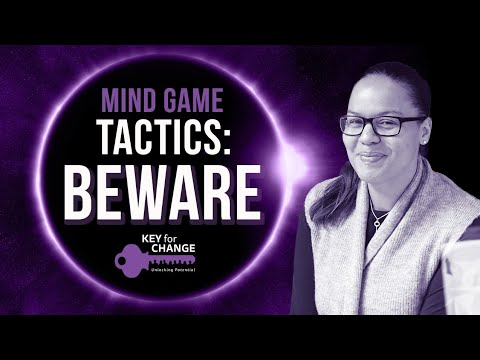 Mind games - Three tactics that people employ, don't fall for the trap