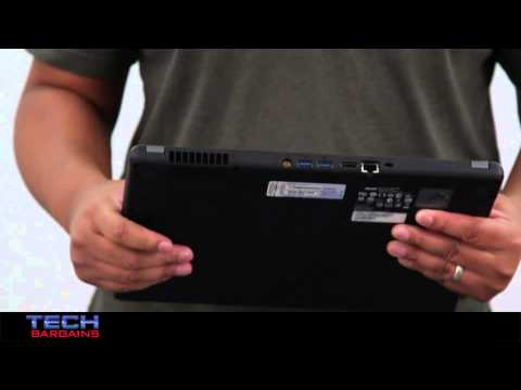 Acer Aspire M5 Ultrabook Unboxing (HD)